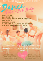 Baby and Todler Dance Classes