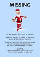 Santa Needed for a School Fundraiser