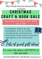 Christmas Craft/Bake/Book Sale