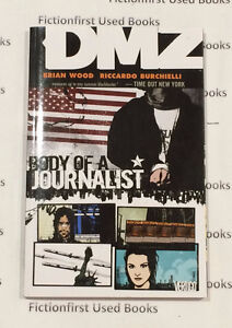 "Graphic Novel: ""DMZ Vol. 2"""