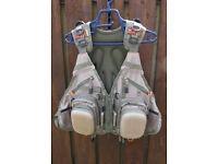 Airflo Outlander Fly Fishing Vest & Backpack