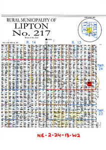 Land For Sale By Tender - RM of Lipton # 217