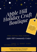 Apple Hill Holiday Craft Show