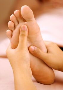Chinese therapeutic massage and foot reflexology available in KW