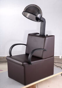 ISO salon equipment - shampoo sink with chair & dryer chair