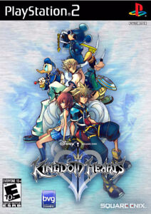 Kingdom Hearts 2 PS2 video game