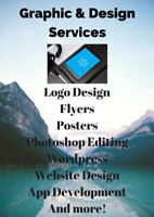 Graphic & Design Services - Contact Us Today!