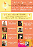 Celebrate Your Light (Holistic Arts and Alternative Medicine)