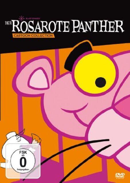 Der rosarote Panther Cartoon Collection NEU OVP 4 DVDs