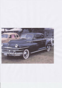 Wanted - Info on a 1947-48 Chrysler