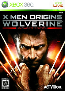 LOOKING FOR X-MEN ORIGINS WOLVERINE FOR XBOX360
