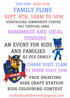 ** Vendors Wanted ** KIDS / FAMILY EVENT ***