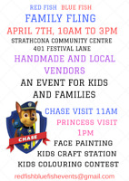 ***VENDORS WANTED *** Kids/Family Event