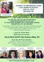 1 Day Woman's Empowerment Retreat