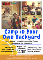 Summer Day Camp