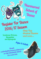 Dance lesssons - Step / Tap / Musical Theatre and more...