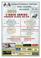 Nipawin All Vintage Race weekend, Feb 20TH and 21st