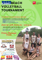 Calling All Volleyball Players and Sports Enthusiasts!