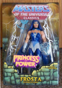 MASTERS OF THE UNIVERSE CLASSIC figurine FROSTA, ICE EMPRESS