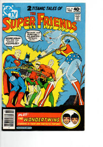 The Super Friends #29 - $12.00