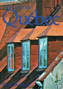 STORIES FROM QUEBEC – 1974 Quebecois Story-Telling – 18 Writers