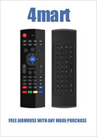ANDROID TV  MBOX  BY 4MART , 8 MODELS, FREE AIRMOUSE KEYBOARD
