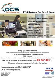 POS System for Grocery Stores, Convenient Store, Retail Shops
