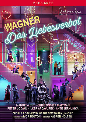 Wagner: Das Liebesverbot, New DVDs