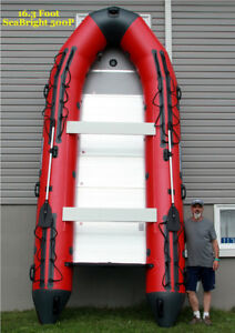 SeaBright Large Inflatable Boats  - WINTER  SALE !!