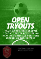 Toronto Skillz FC Academy - All Positions and Goalkeepers