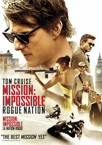 Mission: Impossible - Rogue Nation DVD London Ontario image 1