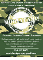 IN-HOME TRAINING | BOOTCAMPS