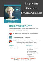 French Pronunciation ONLINE