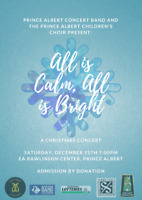 PA Concert Band presents 'All is calm, all is bright'