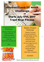 Choose2Lose weight loss Challenge