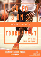 BoxOut Brand COED 3 on 3 Tournament