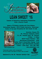LEAN SWEET '16 - Motivational Morning with Joan Minnery