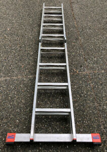 16 feet Multi-position ladder