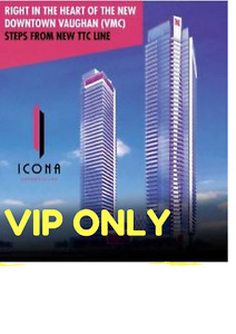 New Condos Vaughan GTA ★ Icona Condos -> Subway steps away
