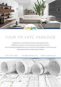 Your private paradise: Plan your Home Renovation Project today Kitchener / Waterloo Kitchener Area image 1