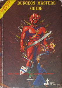 Wanted - AD&D First Edition Books / Modules