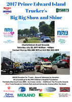 PEI Truckers Big Rig Show and Shine!
