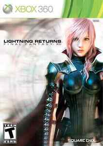 Final fantasy 13 lightning returns xbox 360