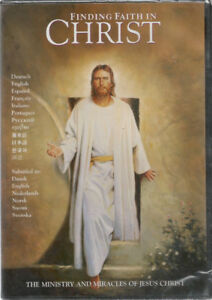 Finding Faith in Jesus -new and sealed dvd