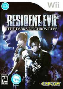 Resident Evil: The Darkside Chronciles