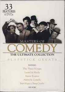 Masters of Comedy - The Ultimate Collection