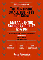 Emera CentreFree Admission-Small Busines Gift Show
