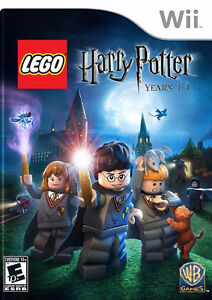 LEGO HARRY POTTER YEARS -1-4 New
