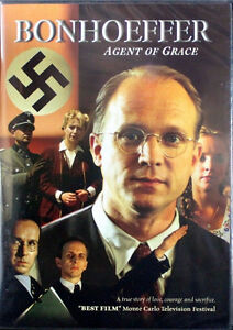 Bonhoeffer Agent of Grace Christian DVD,Documentary.[new]