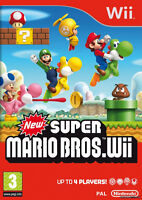 6 Wii Games Super Mario Bros, Punch out, Game Party, Tetris etc